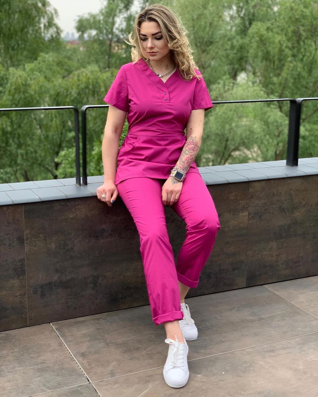 """Жіночий медичний костюм """"Тедді"""""""