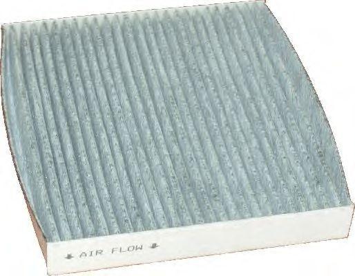 Фильтр салона (угольный) InterParts IPCA111C