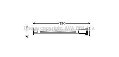 Осушитель кондиционера AVA CND225