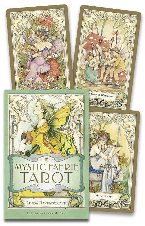Mystic Faerie Tarot/ Таро Мистических Фей
