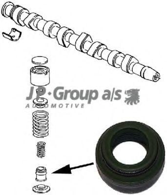 Колпачок маслосъёмный JP Group 1111352700