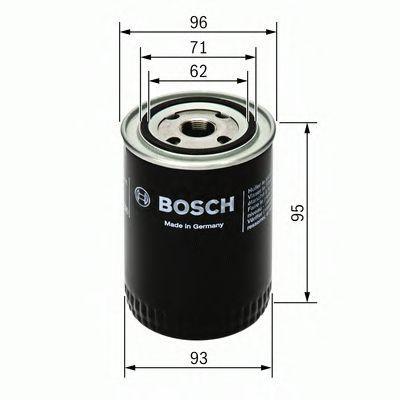 Фильтр масляный Bosch 0451103004