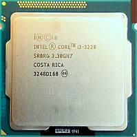 Процессор Intel Core i3-3220 L1 SRORG 3.3GHz 3M Cache Socket 1155 Б/У
