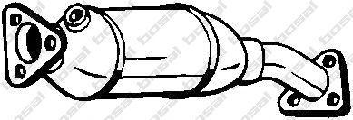 Каталізатор Bosal 099602