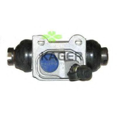 Рабочий тормозной цилиндр KAGER 394105