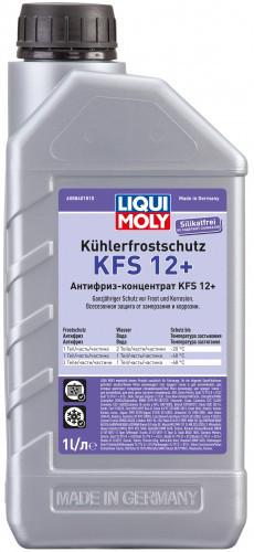 Антифриз красный концентрат KFS 2001 G12+ 1л Liqui Moly 8840