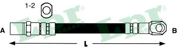 Тормозной шланг LPR 6T46001