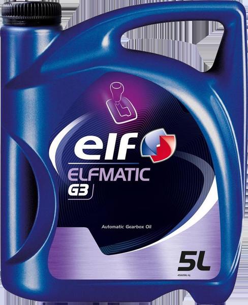 Жидкость для АКППmatic G3, 5л ELF 194388