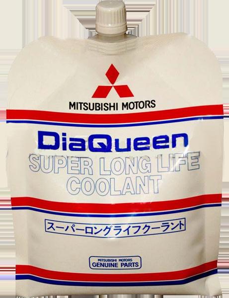 Антифриз концентрат Dia Queen Super Long life Coolant, 2л Mitsubishi MZ381032