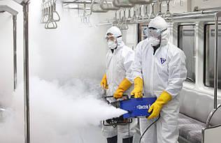 Озонування, дезінфекція та щоденне прибирання захистять офіси та приміщення від вірусів та небезпечних інфекцій