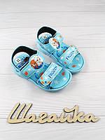 Босоножки сандалии 24-29 (15,5-19 см) детские на девочку, фото 1