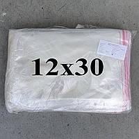 Пакет упаковочный с липкой лентой 12х30 (1000шт.)