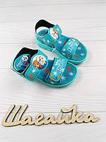 Босоножки сандалии 26-27 (17-18 см) детские на девочку
