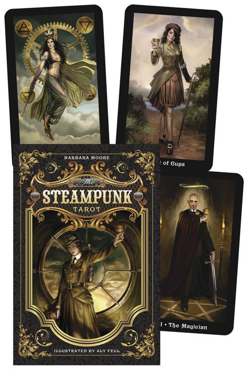 Steampunk Tarot/ Стимпанк Таро/ Викторианское Таро