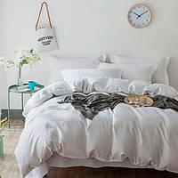 Комплект постельного белья «Beige» Страйп Сатин Beige, Семейный комплект