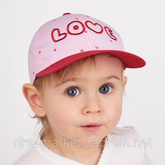 Кепка для девочки, Дембохаус, от 9 до 18 месяцев, Бонита