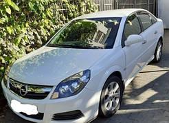 """Ветровики, дефлекторы окон Opel Vectra C hatchback 5-ти дверный 2002-2008 """"VL-Tuning"""""""