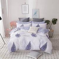 Комплект постельного белья «Листья папоротника» Listya_Paporotnika-1965AB, Семейный комплект