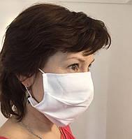 Летняя маска 100 шт, высокого качества, многоразовая Хлопок 100 %