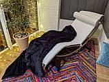 Шезлонг Лекор белый кожзам СДМ группа (бесплатная доставка), фото 10