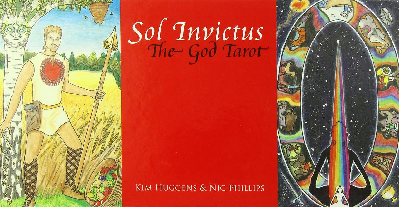 Sol Invictus: The God Tarot/ Солнце Непобедимое. Божественное Таро