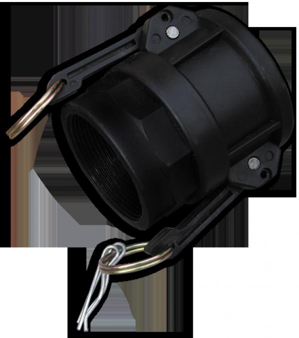"KAMLOK Тип D - РВ 4""- ПП, CGD400A/PP"