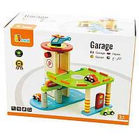 Игровой набор Viga Toys Гараж (59963VG)