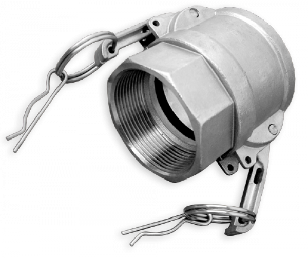 "KAMLOK Тип D - РВ 3"" - нерж/сталь, CGD300A/SS"