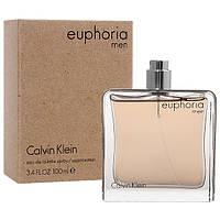 Calvin Klein Euphoria Men (тестер lux) (edt 100 ml) (РЕПЛІКА)