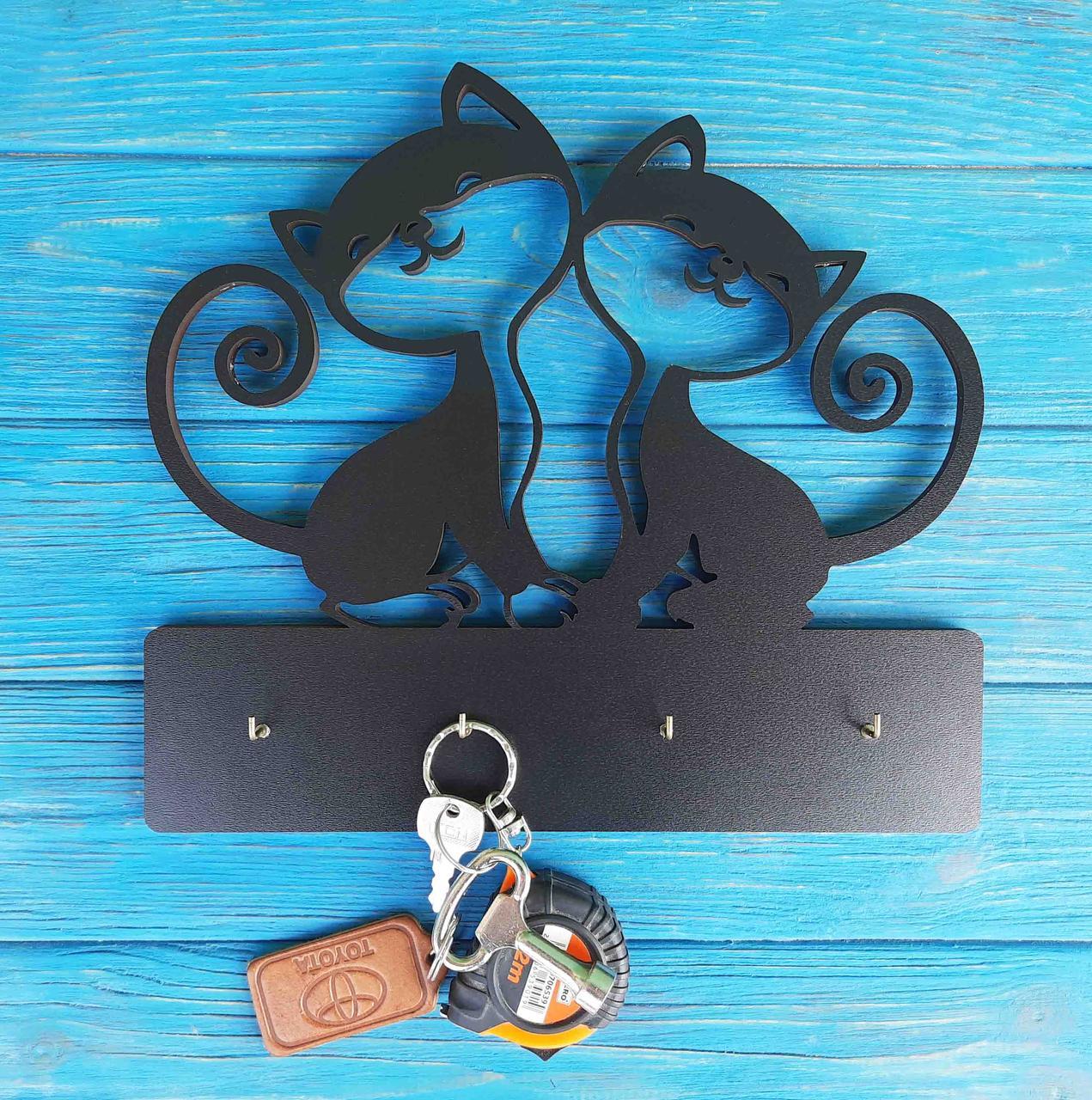 Ключница Два кота