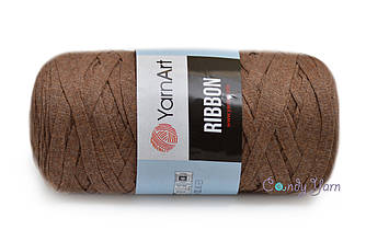 YarnArt Ribbon, Коричневый №788