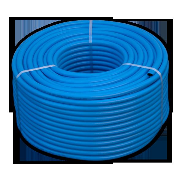 Шланг технический армированный 8мм - BLUE (KB), TXRCKB08/50