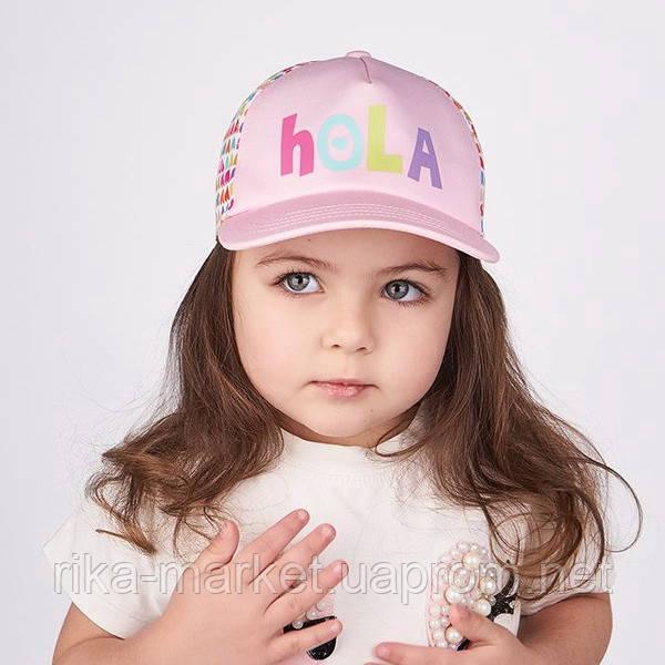Кепка для девочки, Дембохаус, от 1 до 3 лет, Карла,