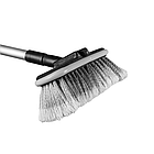 """Щетка для мытья  8"""" с телескопической ручкой 80-130 см, ES2072, фото 2"""