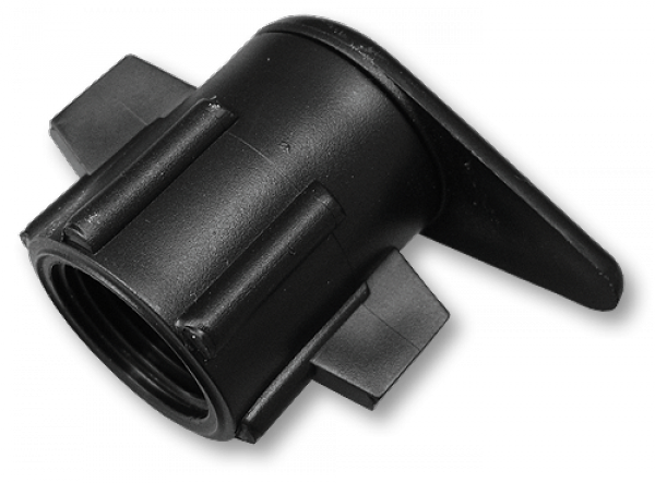"Старт-Коннектор для плоского шланга. РВ 1/2"". диаметр 3/8"", DSTA11-34L"