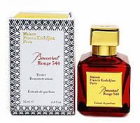 Maison Francis Kurkdjian Baccarat Rouge 540 Extrait de Parfum (тестер lux) edp 70 ml (РЕПЛИКА)