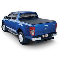 Тент на кузов Ford Ranger 2015- виниловый с решеткой за кабиной   EGR SFTC0062