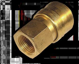 "Коннектор РВ 3/8"" - латунь, SE2-3SF"
