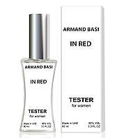 Тестер Armand Basi In Red (edp 60ml) (РЕПЛІКА)