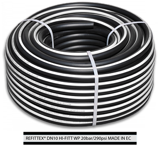Шланг высокого давления REFITTEX 20 bar 6*2,5 мм, RH20061150