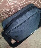 Спортивные барсетка NIKE мессенджер сумка для через только оптом, фото 5