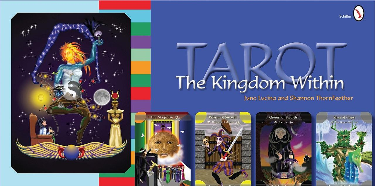 The Kingdom Within Tarot/ Королевство в Таро