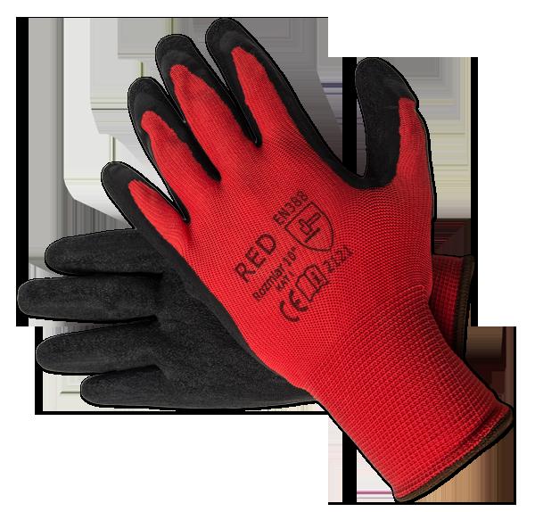 Перчатки защитные RTELA латекс, размер 10, RWRT10