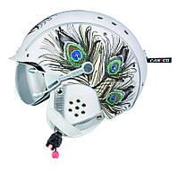 Горнолыжный шлем Casco sp3 limited edition fx cryst. peacock (MD)