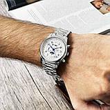 Часы наручные мужские механические, фото 3