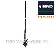 Антенна автомобильная SIRIO T3 27 'N'