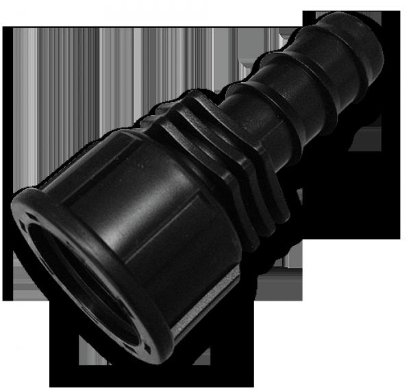 """Адаптер для трубки 16 мм с внутренней резьбой 3/4"""", DSWA05-3416L"""