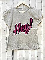 Женская футболка. L размеры