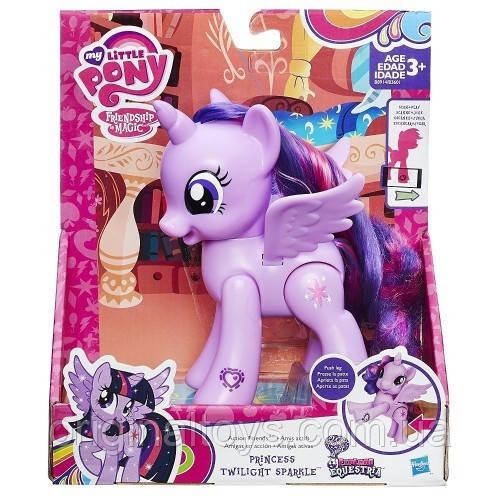 My Little Pony Пони-модница Твайлайт Спаркл с артикуляцией Hasbro Twilight Sparkle