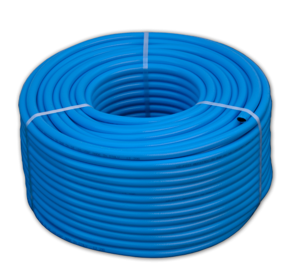 Шланг технический армированный 10мм - BLUE (KB), TXRCKB10/50